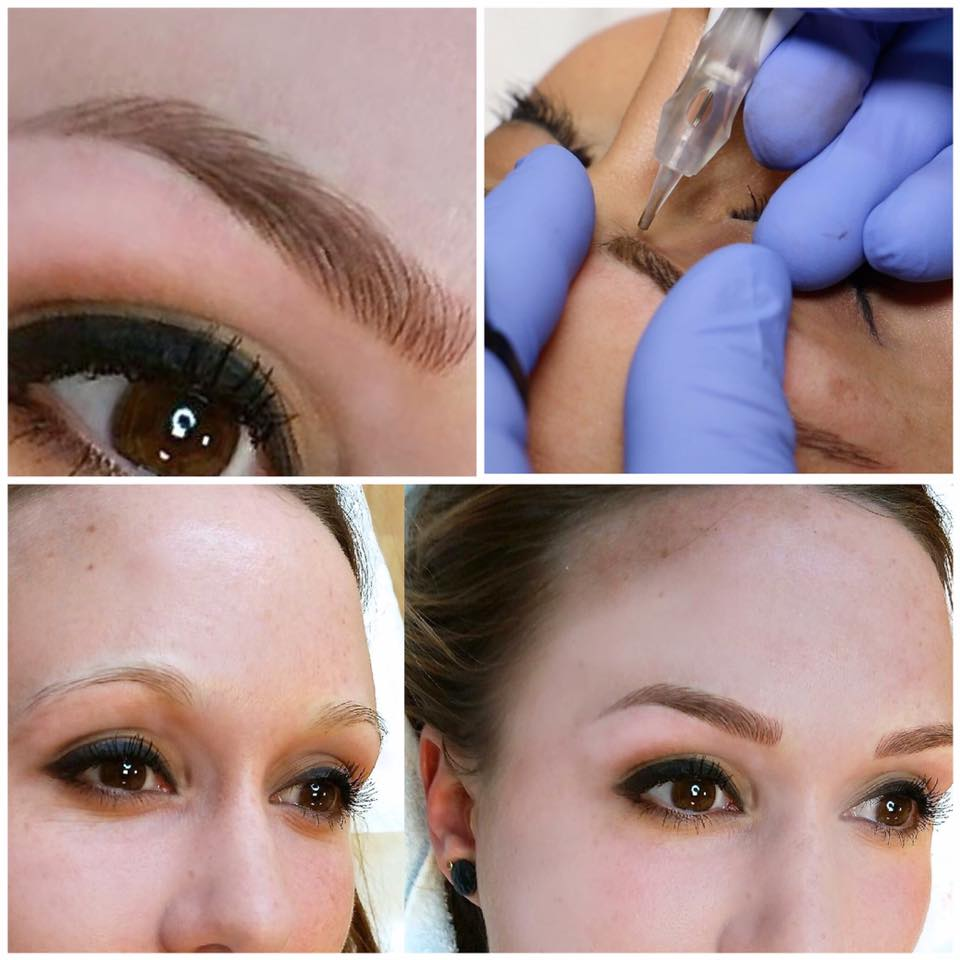 Permanent makeup bryn